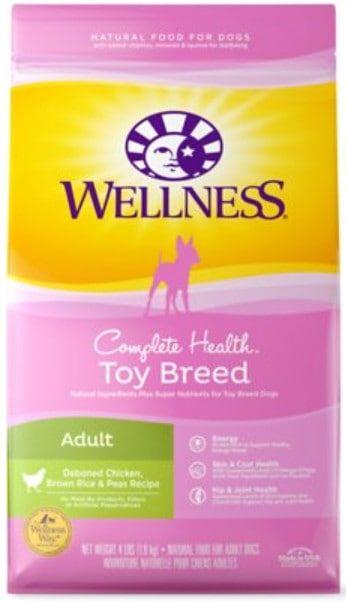 wellness dog food for maltese