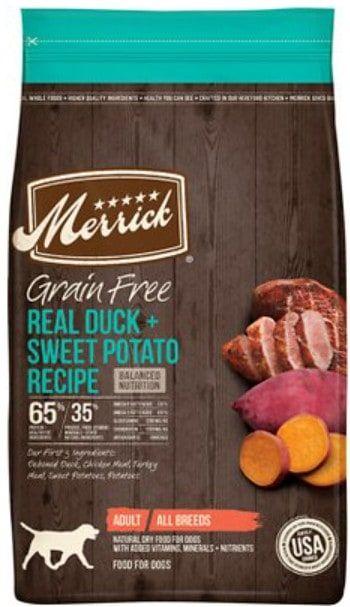 dog food for arthritis merrick