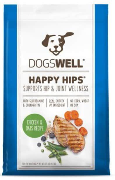 dogswell dog food for arthritis