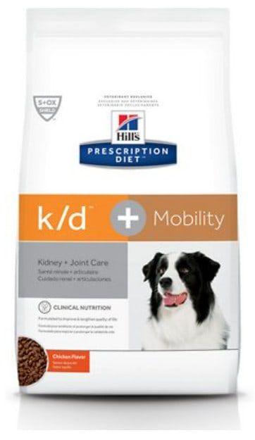 hills prescription dog food