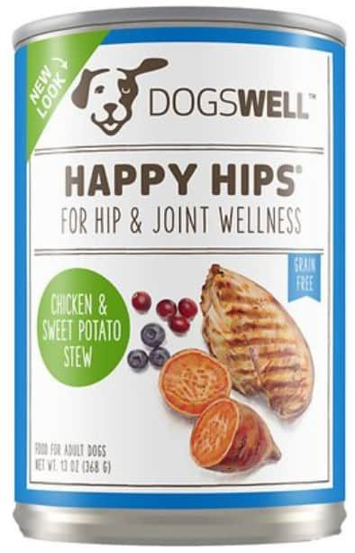 wet food for dogs with arthritis